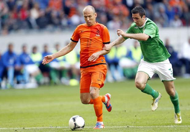 Robben: I want to end my losing streak at Euro 2012