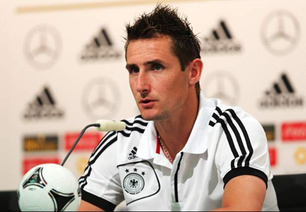 Miroslav Klose: Germany must play their own game against Greece