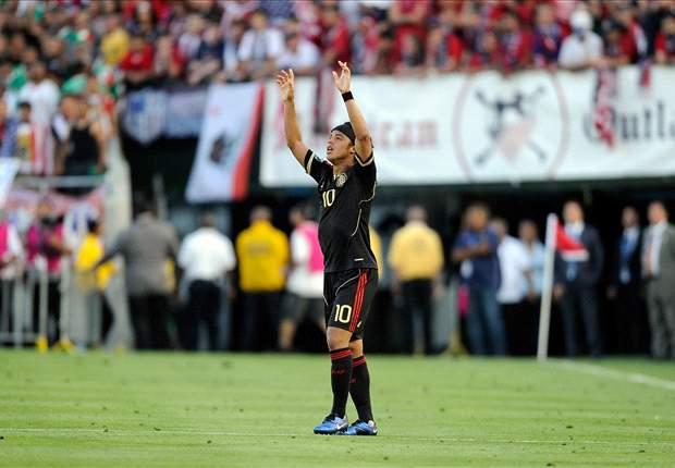 México inaugurará la Copa Oro 2013 en el Rose Bowl de California