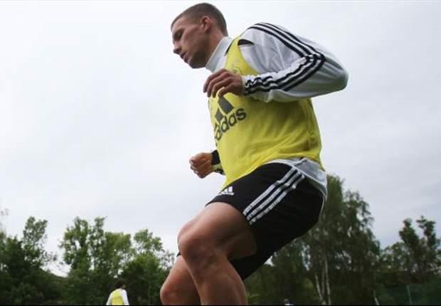 Felix Magath Kritik Lukas Podolski