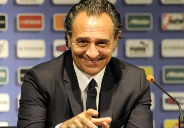 Prandelli: I do not know whether Italy are good enough to win Euro 2012