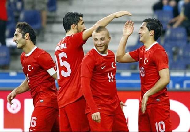 Turkey 2-0 Ukraine: Erkin & Pektemek inflict disappointing defeat on co-hosts ahead of Euro 2012