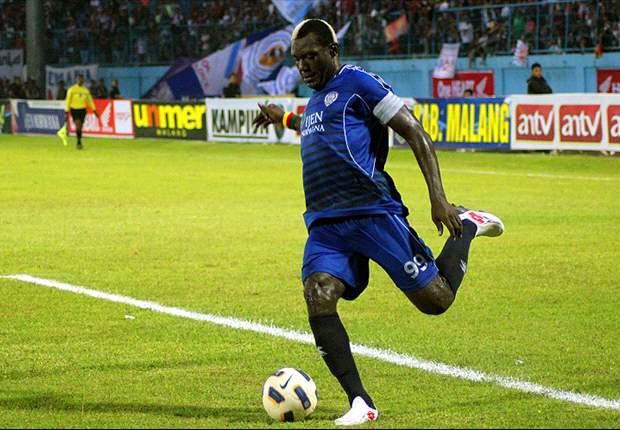 Sriwijaya FC Siap Matikan Herman Dzumafo
