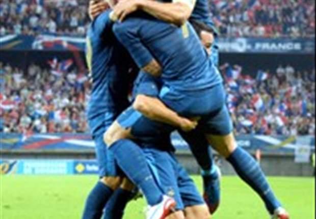 PREVIEW Euro 2012: Prancis - Inggris