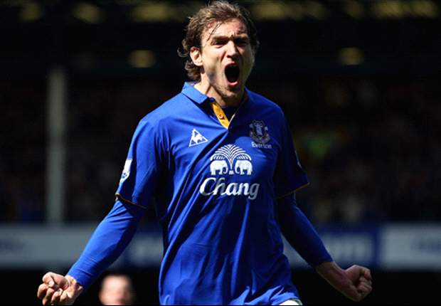 Everton are strong enough to secure a top-four finish, insists Jelavic