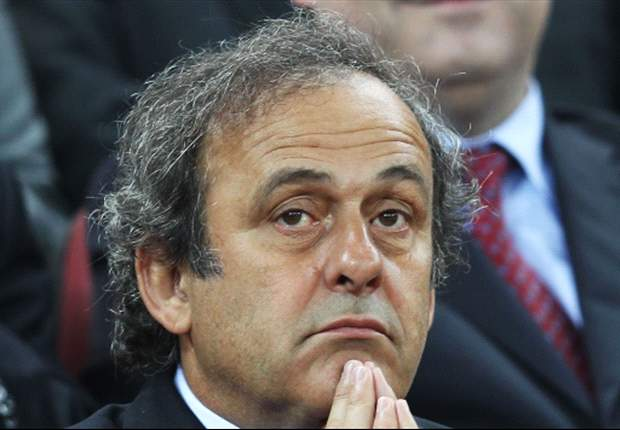 Platini: Introducing goal-line technology would be a historical mistake