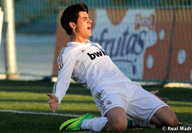 Madrid youngster Morata keen to impress Mourinho