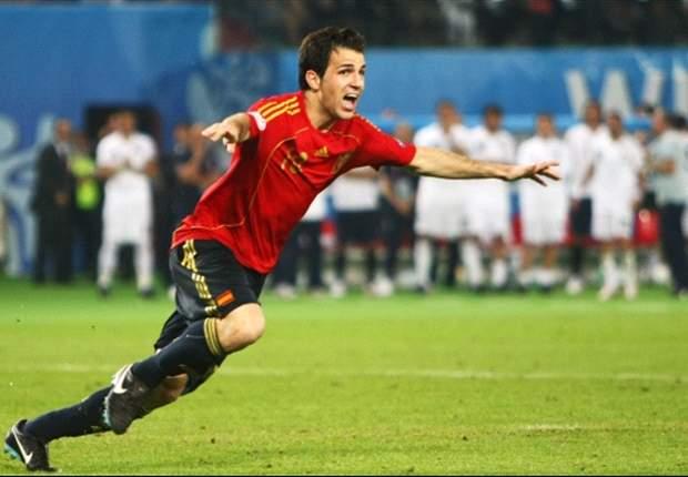 """Fabregas svela il terrore spagnolo:""""Qui da noi si fa un gran parlare del fatto che ogni volta che in Italia scoppia uno scandalo nel calcio, la Nazionale azzurra vince..."""""""