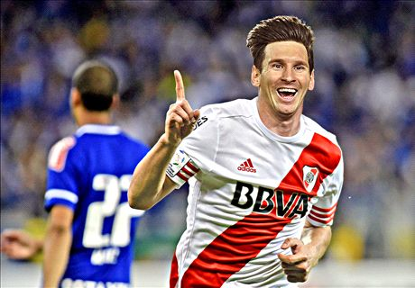 How River Plate almost signed Messi