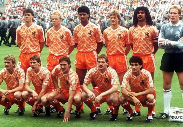 Blast from the Past – Euro 1988 Final: USSR 0-2 Netherlands