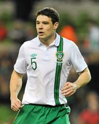 Darren O'Dea, Ierland International