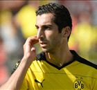 Mkhitaryan hoping for Dortmund stay