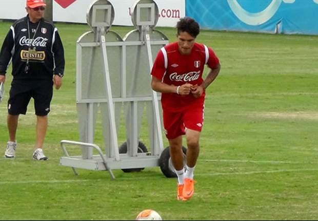 Paolo Guerrero marcó el gol 100 del Corinthians en el año
