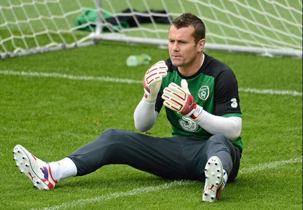 Giovanni Trapattoni rules out immediate return for Shay Given