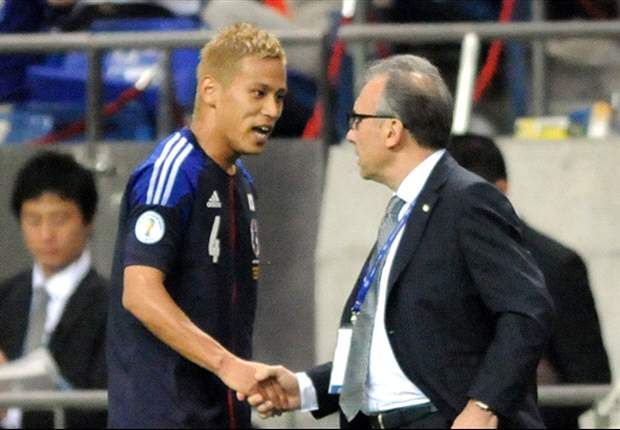 Japan played magnificently in Australia draw, says Zaccheroni