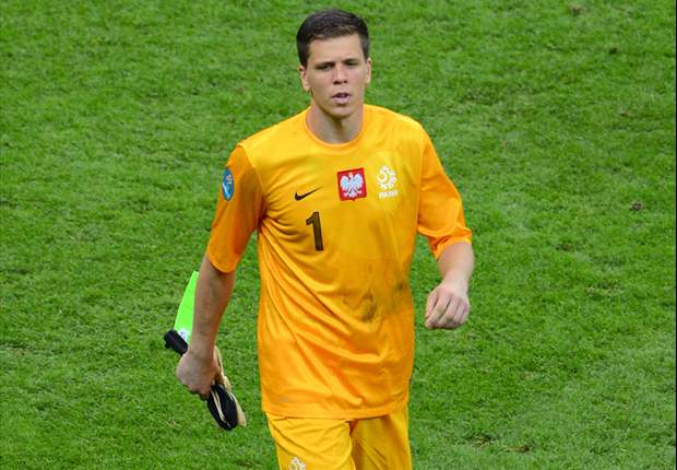 Arsenal goalkeeper Szczesny grateful for Euro 2012 experience