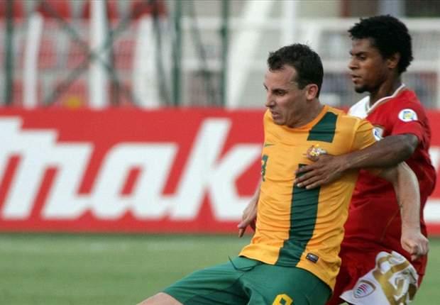 Oman 0-0 Australia: Socceroos fail to score in searing heat