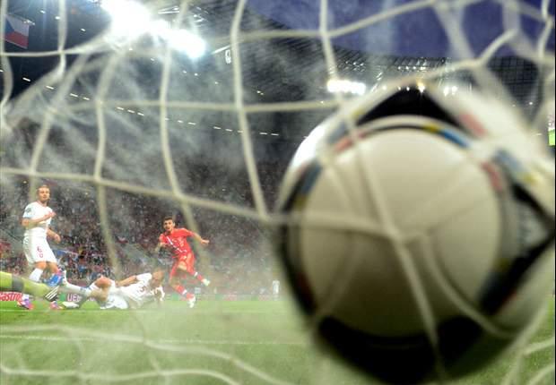 EURO 2012, 1R 베스트 11