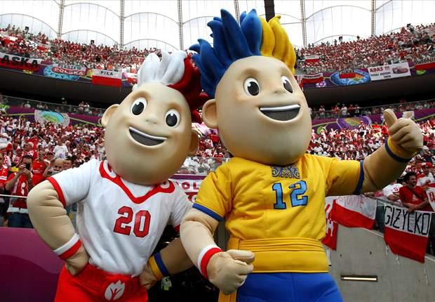 SPESIAL: Tim Terbaik Matchday 1 Euro 2012