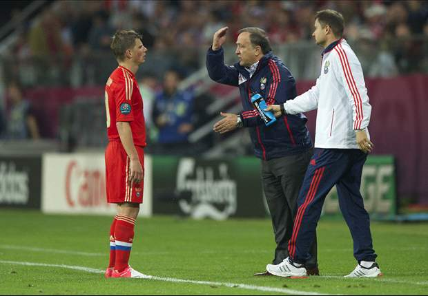 Arshavin delighted with 4-1 victory over Czech Republic