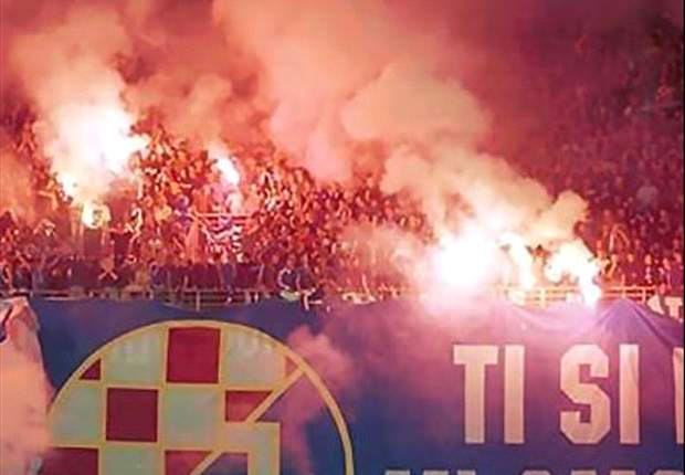 Dinamo Zagreb To Contest Next UEFA Club Match Behind Closed Doors