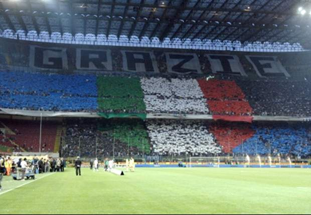 Inter Top Serie A Attendance Figures