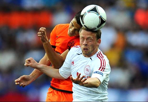 Dogged defending & a carefully-executed game plan helped Denmark to victory over Netherlands
