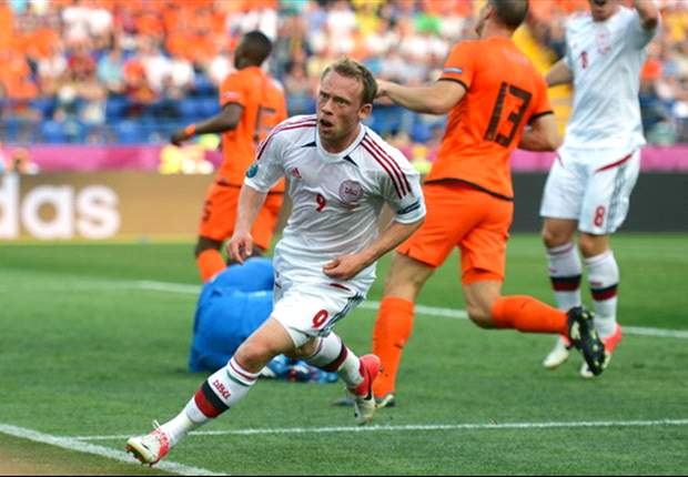 Netherlands defender Heitinga laments 'miracle' defeat to Denmark