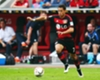 Chicharito makes Leverkusen debut