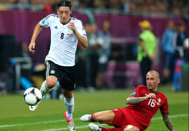Ozil: Germany are like Real Madrid, everyone wants to beat us