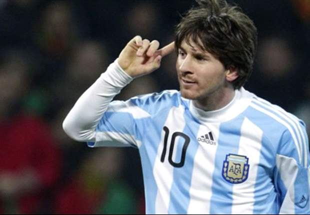 Sabella praises Messi following Brazil victory: 'Luckily he's
