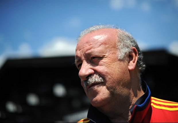 Vicente Del Bosque quiere un Clásico en Wembley