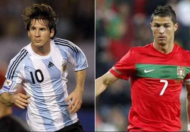 ¿Ronaldo o Messi para el Balón de Oro? Las parodias de Mourinho, Guardiola y Toquero eligen a su favorito