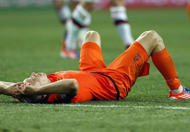 Looking for Robben - why Netherlands star has failed to fire since the 2010 World Cup final