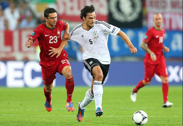 Exceptional Hummels & Badstuber follow in Beckenbauer's footsteps as Germany turn defensive weakness into strength