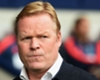 Koeman frustrated by Southampton