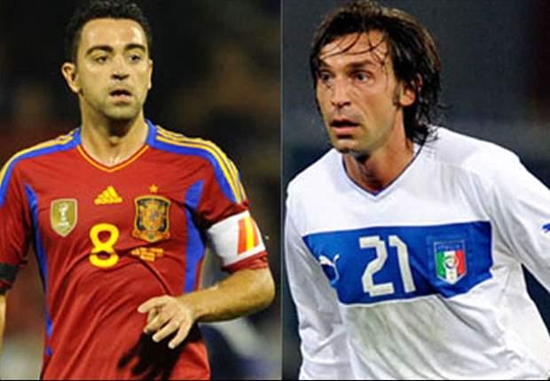 Dentre os finalistas da Euro, quais seriam titulares na Seleção Brasileira?
