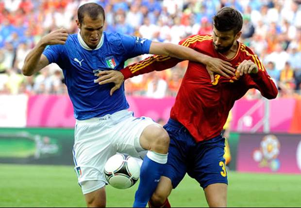 Puyol out, Alba inexperienced: Spain's deficient defence a concern for Euro 2012 title tilt