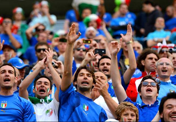 Why Italy fans sing the pop anthem 'Seven Nation Army' by The White Stripes