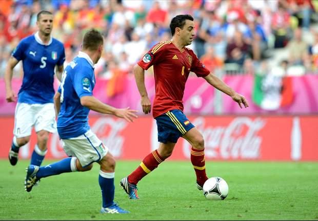 Euro 2012 - L'Italie freine l'Espagne