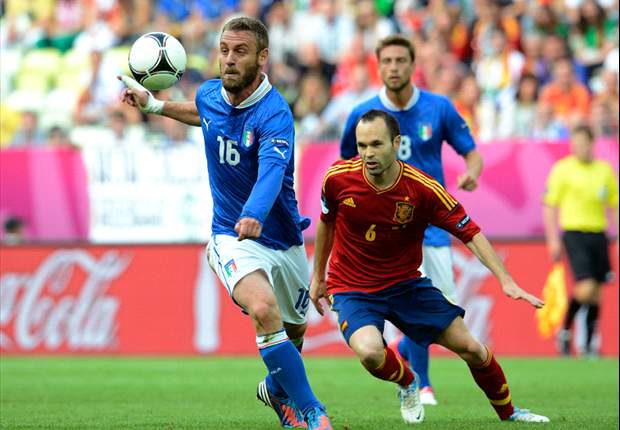 XL Man Of The Match: Spanyol 1-1 Italia