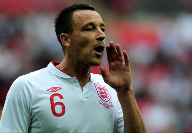 Terry ruled out of England clash with Ukraine
