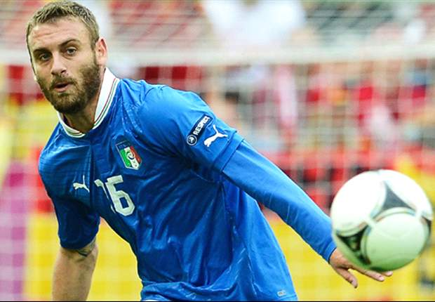 I thank Luis Enrique for giving me faith as a defender, says De Rossi