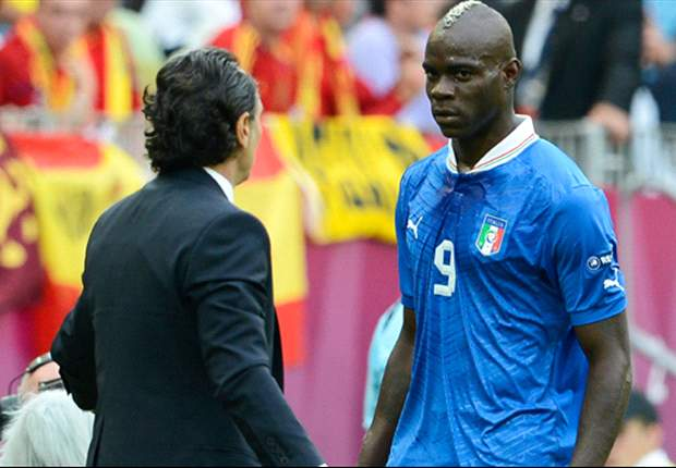 Petulant & profligate: Balotelli's starting place must be in jeopardy with Di Natale waiting in the wings