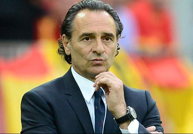 Prandelli: The match against Croatia will be decisive