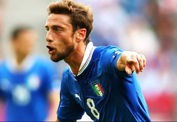 Juventus midfielder Claudio Marchisio has a massive three weeks ahead of him with Italy