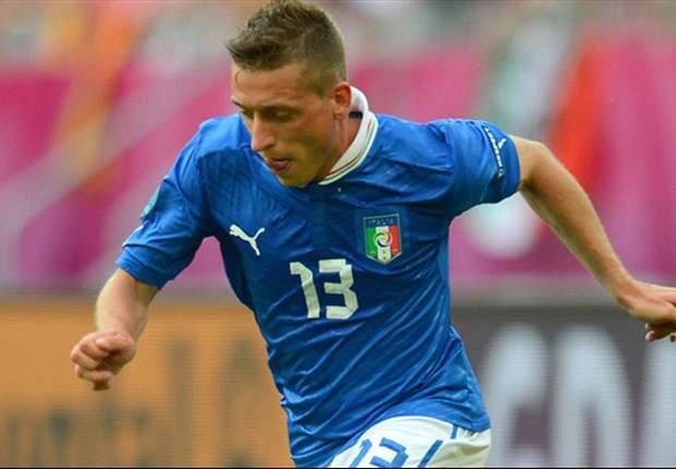 """Italia di nuovo in campo, Giaccherini sa da chi guardarsi: """"Attenti a Bendtner, è da temere"""""""