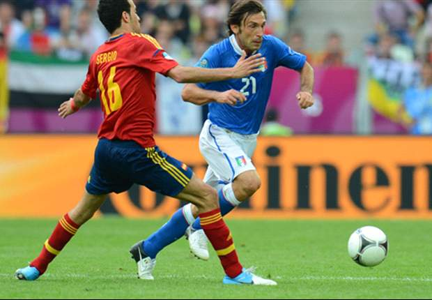 Bilic: Pirlo is Italy's most important player, but Modric is just as good