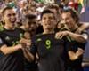 Corona nets brace in debut