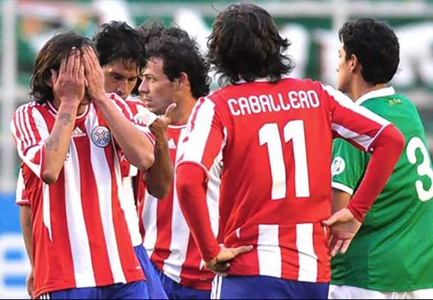 Arce sacked as Paraguay coach